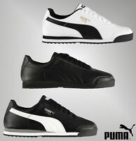 Mens Genuine Puma Everyday Panle Lace Roma Basic Trainers Footwear Size 7-12