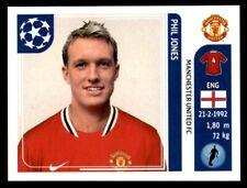 Panini Champions League 2011-2012 - Phil Jones Manchester United FC No. 146