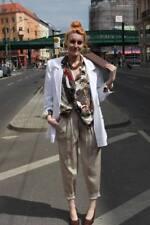 Schickes Jacket Blazer Sakko weiß Zweireiher Goldknöpfe 90er True Vintage 90´s