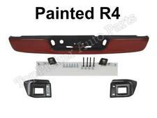Painted Flame Red R4 Rear Bumper Assy For 02-08 Ram 1500 & 03-09 Ram 2500 3500