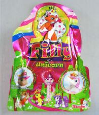 6 Tüten Simba Filly Unicorn Pferde Figuren Einhorn Pferd Booster
