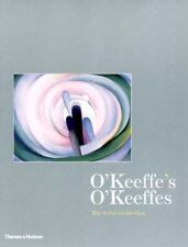 Georgia O'Keeffe The Artist's Collection Hardcover Art Book