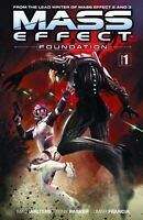 MASS EFFECT FOUNDATION TP VOL 01  Dark Horse Comics Softcover - Vault 35