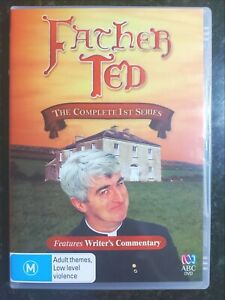 Father Ted : Series 1 ( Region 4 DVD ) FREE Next Day Post from NSW