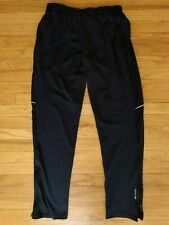 SUGOI Men's Decaf Cycling / Running / Hiking / Exercise Pants - Large - Black