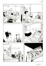 """LUCA ROSSI - Dylan Dog Color Fest n.9 """"Quell'hotel sulla spiaggia"""" p. 06"""