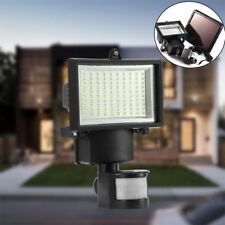 Bright Solar Energy Sensor Wall Lamp 100 Led Smd Light for Garage Drive Security