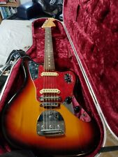 More details for fender jaguar guitar - crafted in japan - thurston moore custom modification