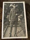 WWI RPPC 2nd Dragoon Guards Queen's Bays Soldier Named Photo Postcard