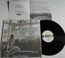 LP DARK ROUND THE EDGES - Re-Release - AKARMA AK 007 - STILL SEALED
