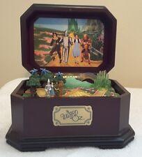 Wizard of Oz Follow The Yellow Brick Road MUSIC BOX 2004 ARDLEIGH ELLIOT