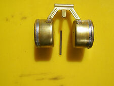 MZ TS- MZ ETZ BVF CARBURETTOR FLOATS COMPLETE WITH PIN