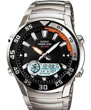 Casio AMW-710D-1AVE Orologio,Fasi lunari,maree,cronometro