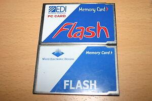 DDRUM 3 20MB PCMCIA FLASH MEMORY CARD