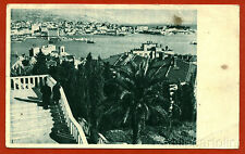 DALMATIA CROATIA, VIEW OF ALMISSA NEAR SPALATO SPLIT, DATED 1951     m