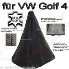 Schaltsack für Schaltknauf VW Golf 4 Bj.97-06 Kombi % Limousine schwarz   Neu