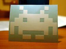 adesivo Space Invader invaders sticker decal vynil vintage retro gaming c64 ibm
