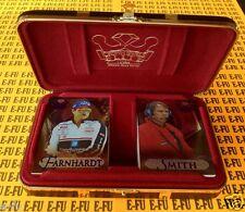 1996 Wheels Crown Jewels Elite Treasure Box Racing 78 Card Set Limited /2500