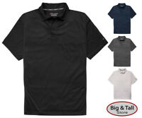Big & Tall Men's Champion Performance Polo Shirt 3XL – 6XL 3XLT 4XLT