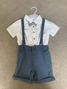 Boys Outfit Occassion Wedding 18-24 Months