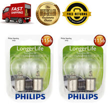 Philips 4X LongerLife Signaling Lamp Back Up Light Bulb For 1962-70 Ford Falcon
