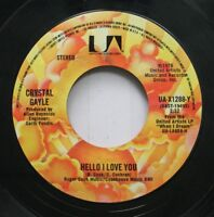 Country 45 Crystal Gayle - Hello I Love You / When I Dream On Ua