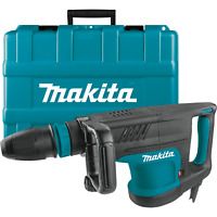 Makita HM1203C-R 20 lb. Demolition Hammer, accepts SDS‑MAX Bits (Reconditioned)