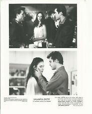 Kurt Russel  Ray Liotta  Unlawful Entry  Vintage Movie Still