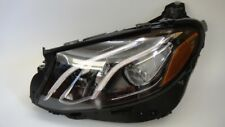 2017 17 MERCEDES E CLASS SEDAN W213 LED HEADLIGHT E300 HEADLAMP LEFT INS QUALITY