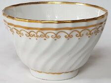 BEAUTIFUL REGENCY TEABOWL GILT ELEGANT DESIGN, WRYTHEN SHAPE, Circa 1790S