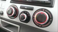 VW Transporter T5 T5.1 T6 Heater Dials / Dash Knobs upgrade modification