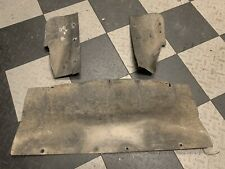 1984-1987 Grand National GNX Regal T-Type Front GRILLE Radiator SHROUD DUCT KIT