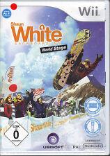 """""""Shaun White snowboard: World Stage"""" (Nintendo Wii)"""