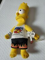 Vintage The Simpsons Bart Simpson UPKCC Plush Toy