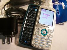 GOOD Samsung Gravity SGH-T459 Camera QWERTY Video GSM Slider T-MOBILE Cell Phone