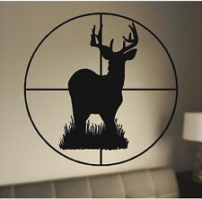 Removable Deer For Christmas Vinyl Wall Decal Art Sticker Home Decal X1176