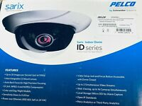 Pelco IDE20DN8-1 EP ID D/N Fixed Dome 2.1MP PoE Network IP Security Camera Sarix