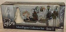 Misp McFarlane Corpse Bride Mini Figure Collector Set Series 2 Tim Burton Movie