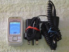 Nokia 6111 Pink Unlocked Bluetooth Camera Phone
