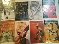 Something Is Killing The Children #1 8-Book Set NM or Better