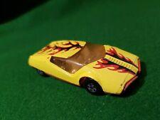 Matchbox Lesney Superfast #33 Datsun 126X Streaker ribbed