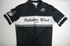 Aussie Cycling Jersey Pedalers West Medium