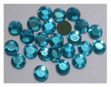 Blue Round 4 - 4.9 mm Size Jewellery Making Craft Beads