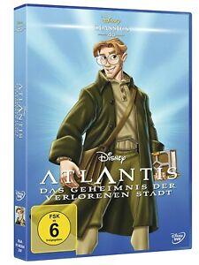 Atlantis - Das Geheimnis der verlorenen Stadt (Kein Schuber) [DVD/NEU/OVP]