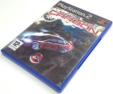 ps2 NEED FOR SPEED CARBON pal fr complet sony playstation 2