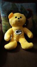 Green Bay Packers Stuffed Bear AAG