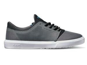 DVS Shoes Spring17 Stratos Lt Charcoal Jacquard