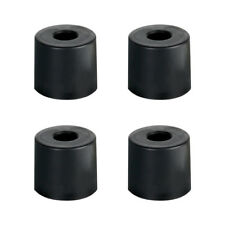 4 Gummifüße 38 x 33 mm mit Stahlscheibe Adam Hall 4913 Gummifuß Boxenfüße