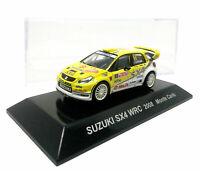 CM's 1/64 Suzuki SX4 WRC 2008 Monte Carlo no.11 Gardemeister with Display Case