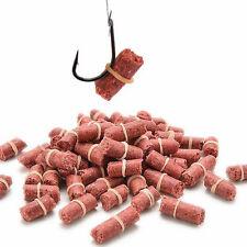 1 Bag Outdoor Fishing Bait Fishing Lures Useful Red Grass Carp Baits Popular F